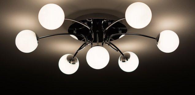 Un éclairage LED à la maison, une idée brillante