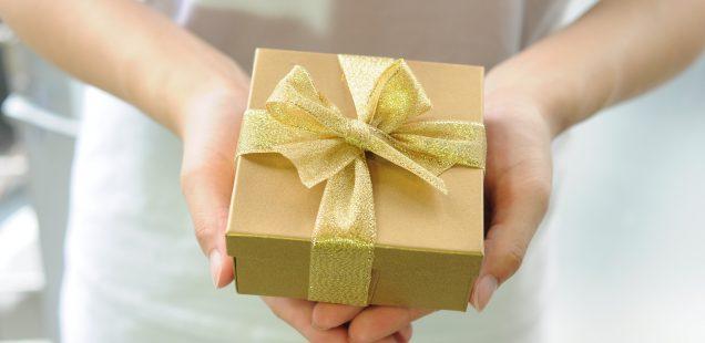 Le meilleur des cadeaux originaux