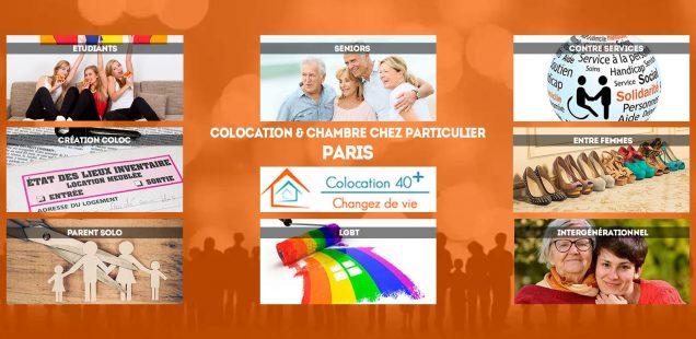 colocation paris