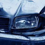 accident voiture épave