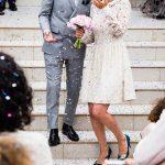 robe de marié de rêve