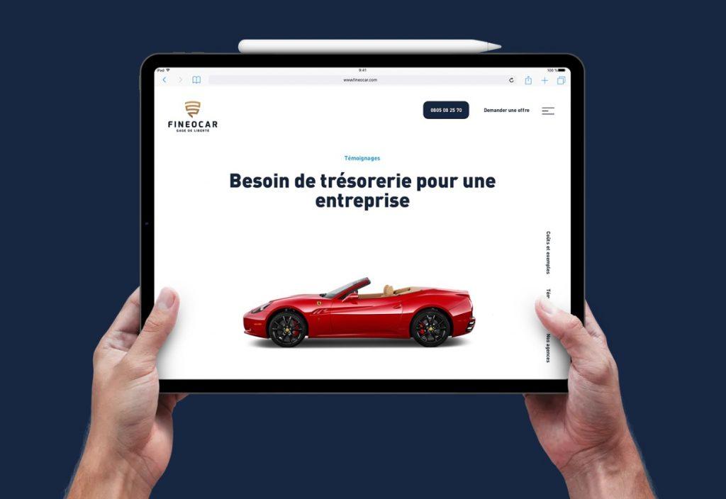 Ferrari-mulhouse-site-internet-creation
