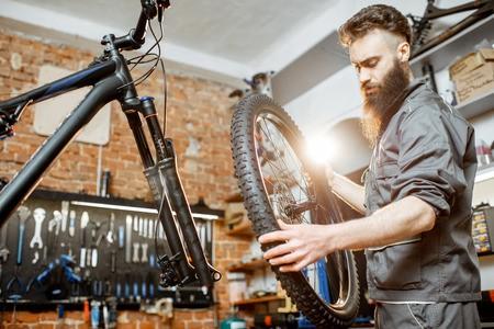 Réparations et entretien à effectuer sur un vélo