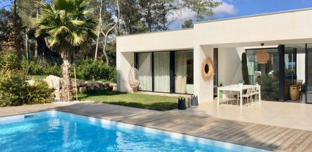 rénovation villa Alpes-Maritimes