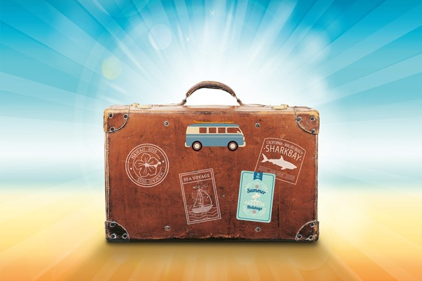 avoir l'essentiel dans votre valise